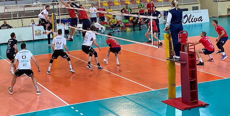 MEVZA League: Calcit Volley one step closer towards reaching Final Four