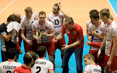 Austria starts their EuroVolley qualification campaign with straight-set win against host Israel