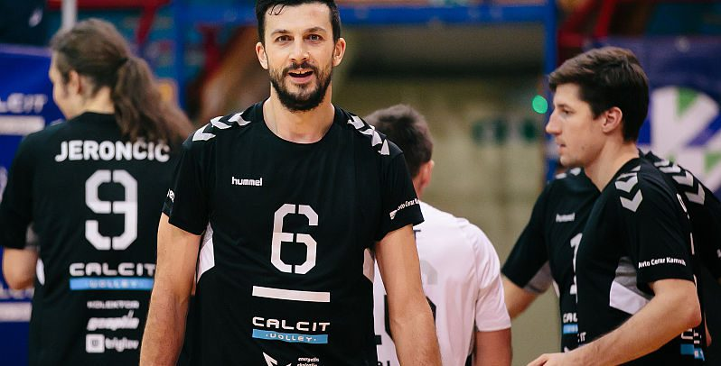 MEVZA League: Calcit KAMNIK with convincing home win against UVC GRAZ