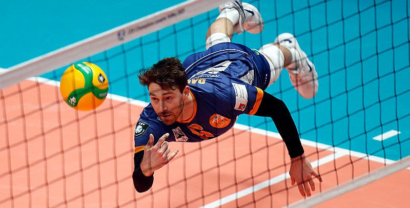 0-3 vs. BERLIN Recycling Volleys – ACH Volley Ljubljana suffer setback in Champions League – UPDATE