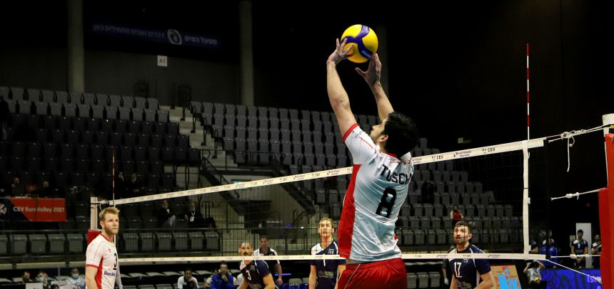 Alexander Tusch becomes first Austrian setter to play in Italy's elite Superlega