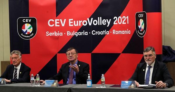 Croatia and other host countries share high expectations for EuroVolley 2021 Women