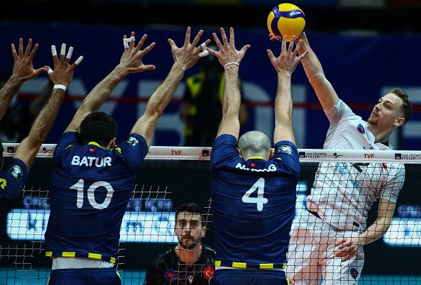 Alex Berger looks forward to CEV Challenge Cup semi-final matchups with MILANO