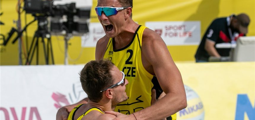 Cancun 4-star Beach Volleyball Hub: Watch all the action, every day Live On Youtube