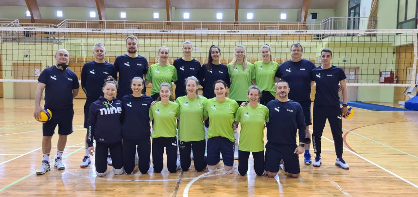 Slovenia start preparations for EuroVolley qualifiers