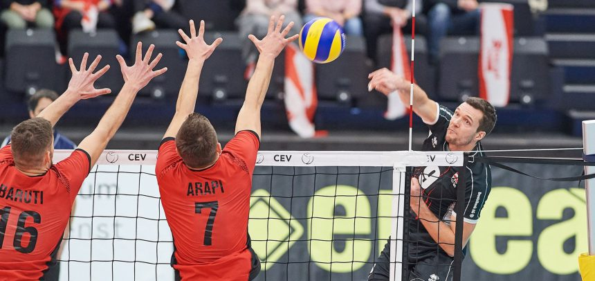 Austrian Volleyball ace Thomas Zass says goodbye to competitive sport