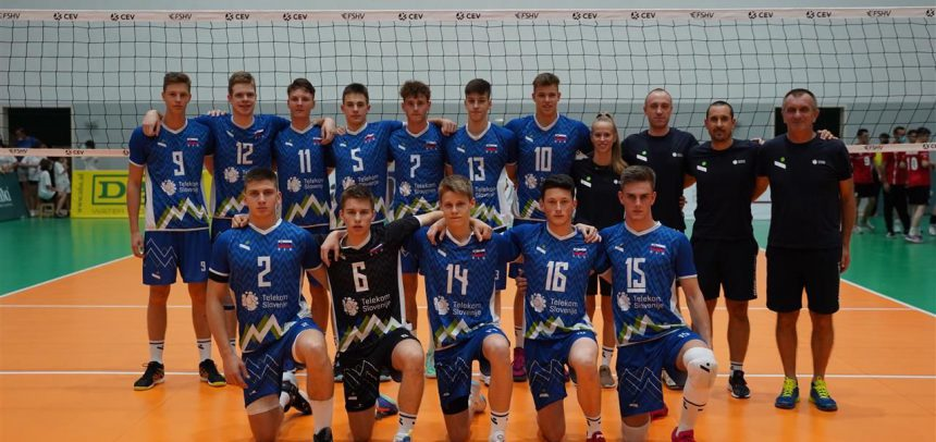 Slovenia to contest at U17M EuroVolley semis