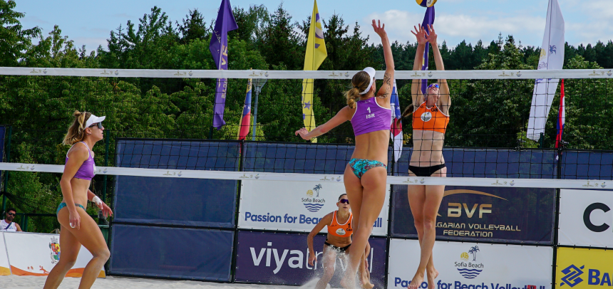 Three MEVZA teams in the Main Draw of the third Sofia event