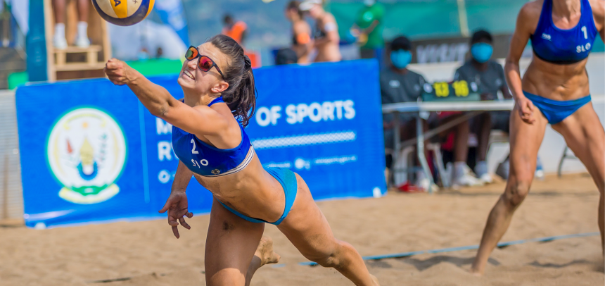 Recap: Three Beach Volleyball World Tour events in the same week with a few strong MEVZA team finishes