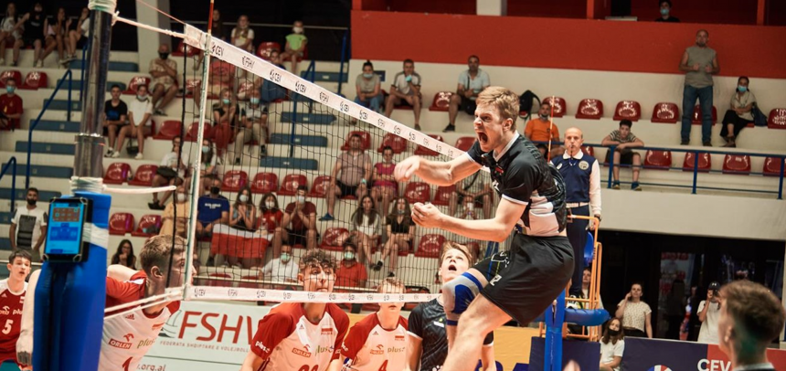 Russia and Slovenia vie for U17M EuroVolley crown in Tirana