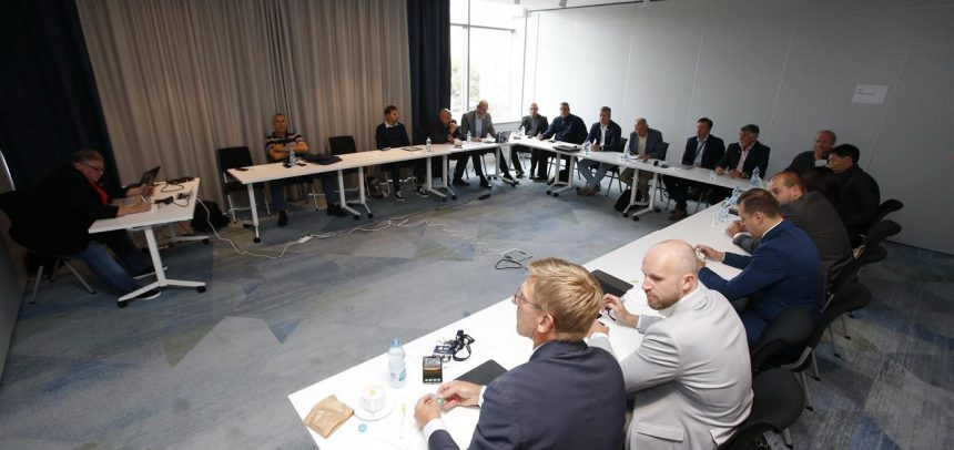 Several novelties presented at the MEVZA Meeting in Katowice