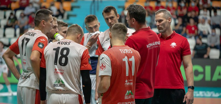 Do not miss today's matchups in the CEV Champions League
